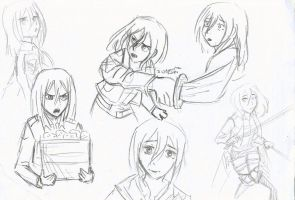 SnK:Historia Reiss by sylwia1098