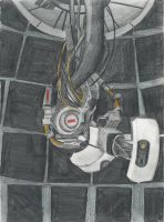 GLaDOS by 8006266755