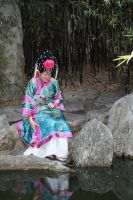Chinese costume 240 by fa-stock