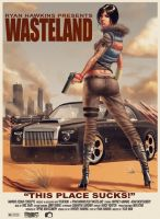Wasteland by superhawkins