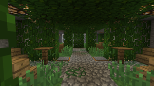 -MC- Pit City: Underground Gardens by Sareth1337