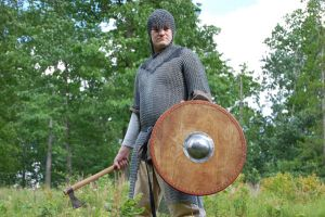 Viking Armor I by Laycaris
