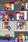 Mlp Eg Wake Up With A Monster Part 64 by Deidrax