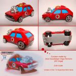 Volkswagen Rabbit haha by candyrod