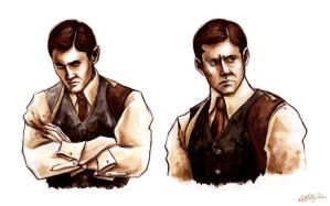 SPN: Dean in Time after time by annARTism