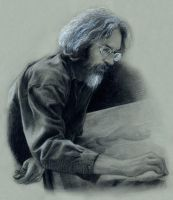 John Howe by howard-shore