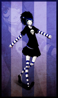 Stacy the Emo by Naimane