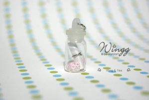 Letter in a Jar by Wingg