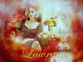 Jennifer Lawrence Wallpaper by Seia5018