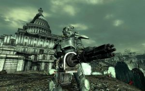 Fallout 3 Character 1 by GhettoMole