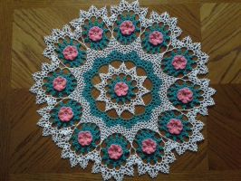 Chantilly Doily by koepr5333