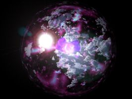 Crystal ball II by Abstracttoro