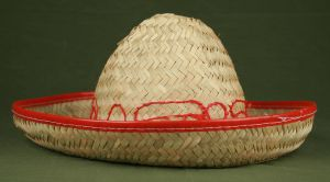 Small Sombrero I by IQuitCountingStock