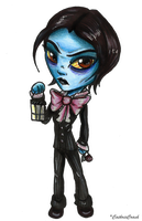 + Dead Victorian - chibi + by Cathrie-Crash