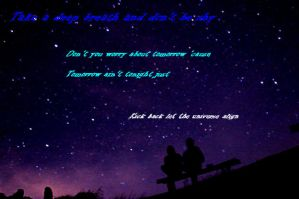 Don't Say Goodnight Hot Chelle Rae by guardian-lover