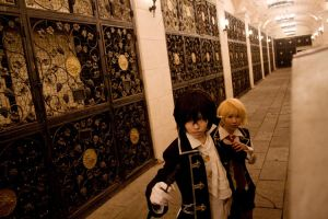 Pandora Hearts__Caution by smallw