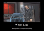 Wham Line Example by JasonPictures