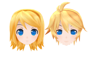 len's hair is bothering me by jazmia2000