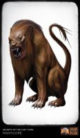SOTLT - Manticore by anderpeich