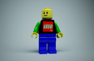 LEGO Man - Terry by irn-bru