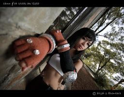 Tifa's Rest Time by reinfall