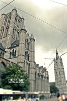 Cathedral by mizzuae