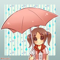 HM - 029 Rainy Non Animated version by Yousachi