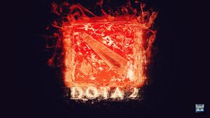 Dota 2 wallpaper by eduard2009