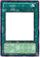 Continuous Spell Card Template by The-Destined-Duel