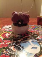 Master ball of clay #2 by evil-vivianne
