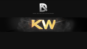'KW' - Channel art by Aidan98