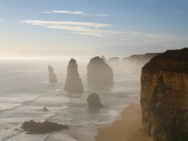 Twelve Apostels, Australia by Lord007