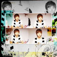 b1a4's sandeul by thislovewillneverend