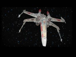 X-Wing by Peterodl