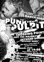 Punk from the Pulpit by CompletelyAverage
