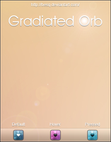 Gradiated Orb by BesQ