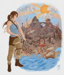 TOMB RAIDER : Adventure found me by BlackCyanide-fr