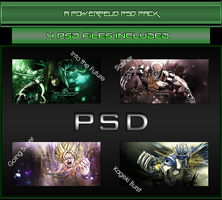 PSD Pack - PSD Explosion by PowerFeud