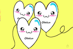 Otaku 4 Ever x3 by GeckiGewaldro