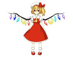 Flandre remaked by Keichan411