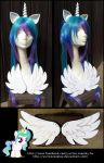 Princess Celestia cosplay set by YurikoCosplay