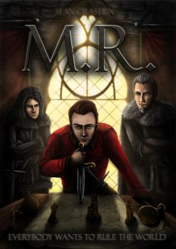 M.R. - Poster/Cover by Kimmie1997