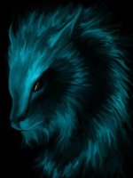 Blue Lynx by cumalee