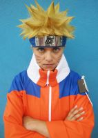 NARUTO by Qwaseer