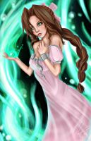 Into The Lifestream - Aerith Amano ver. by PolyMune