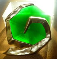 Spiritual Stones - Emerald by Linksliltri4ce