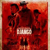 Django Unchained CD Soundtrack Jacket by TerrysEatsnDawgs