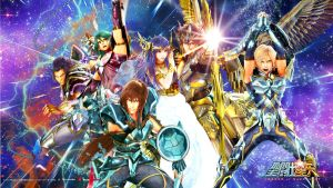 Saint Seiya Legend of Sanctuary Bronce Wallpaper by SaintAldebaran