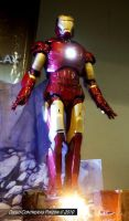 Iron Man en CNC by SHIZUKE1984