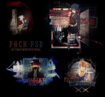 Pack PSD 400 watchers by Thatnameisnotreal